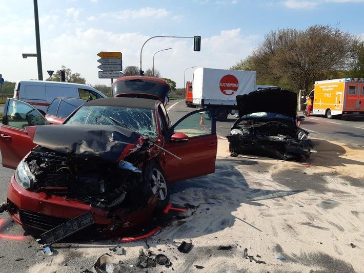 Verkehrsunfall Nrw