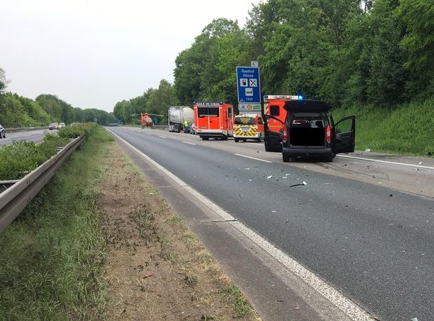 Verkehrsunfall Nrw Heute