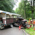 Feuerwehr Mülheim an der Ruhr  FW-MH: Verkehrsunfall mit einer verletzten Person