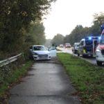 Düren  POL-DN: Zwei Alleinunfälle - zwei Leichtverletzte