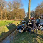 Feuerwehr Weeze: Schwerer Verkehrsunfall zwischen niederländischer Grenze und Wemb