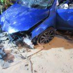 POL-MK: Spektakulärer Verkehrsunfall am Bräuckenkreuz